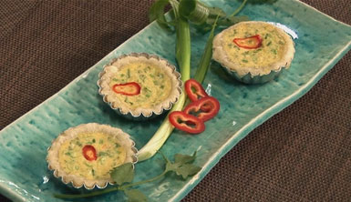 Everybody´s Favorite Cheese Tartlets